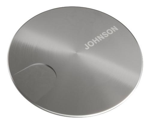 Imagen 1 de 1 de Cubre Cestillo Johnson Acero  Apicuce