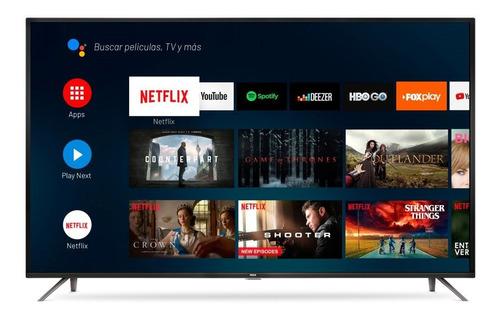 Smart Tv 50'' 4k Rca X50andtv 3840×2160 Hdmi Tv 12c Rt