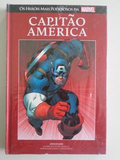 Hq Os Heróis Mais Poderosos Da Marvel 7 Capitão América