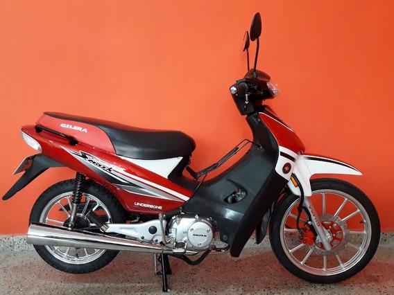 Gilera Smash 110 Full Ruggeri Motos 12 Ctas De $4890
