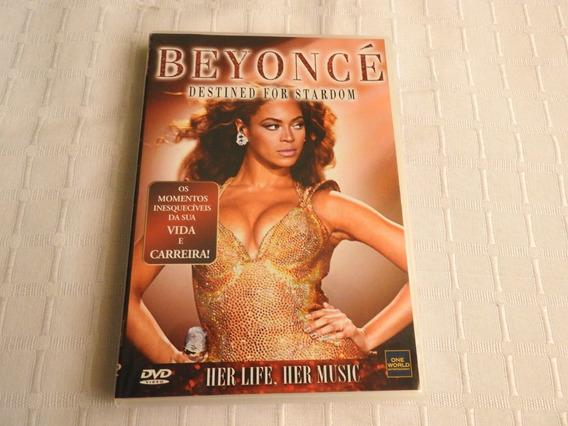 Dvd Beyonce - Destined For Stardom