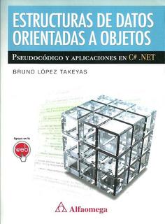Estructuras De Datos Orientadas A Objetos Programas .net