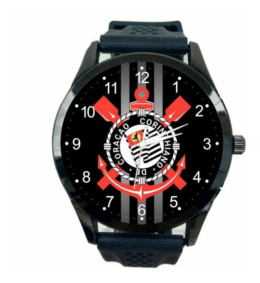 Relogio Personalizado Corinthiano Feminino Futebol Time T561