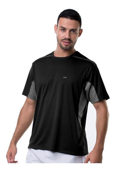Camiseta Dry Plus Size Academia Corrida Gg Eg1 Eg2 Eg3 Eg4