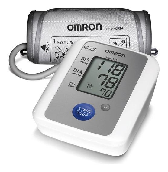 Omron Monitor De Pressao Arterial Automático Hem-7113