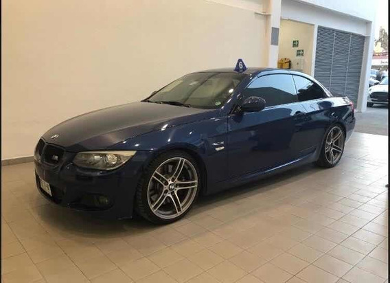 Bmw Serie 3 3.0 335ia Cabriolet Edition Exclusive 2012