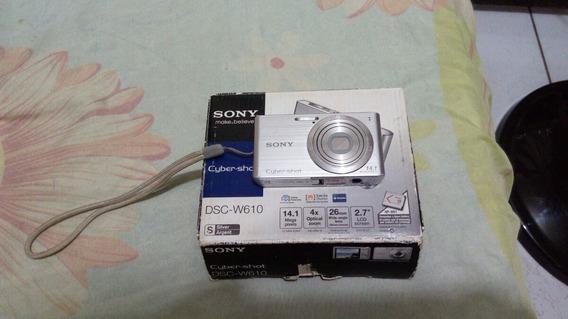 Camera Sony Dsc- W610 14.1