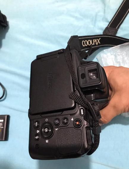 Câmera Fotográfica Nikon P900 Super Zoom. Semi Nova.