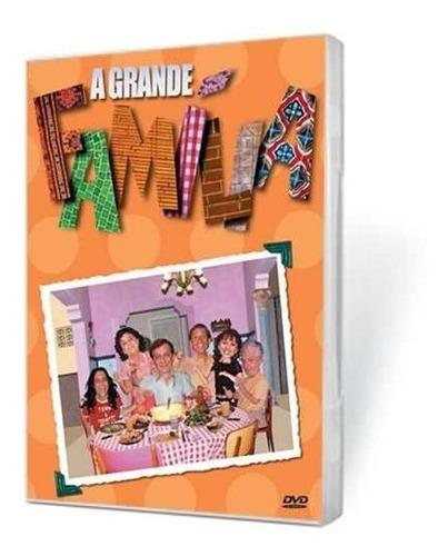 Dvd A Grande Família Marco Nanini-marieta Severo