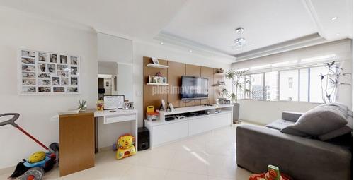 Excelente Apartamento Na Vila Nova Conceição - Mi110354