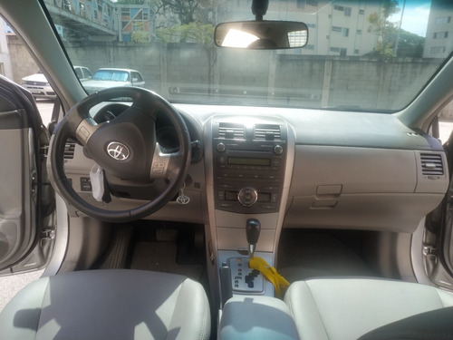 Imagem 1 de 14 de Toyota Corolla 2009 1.8 16v Xei Flex Aut. 4p