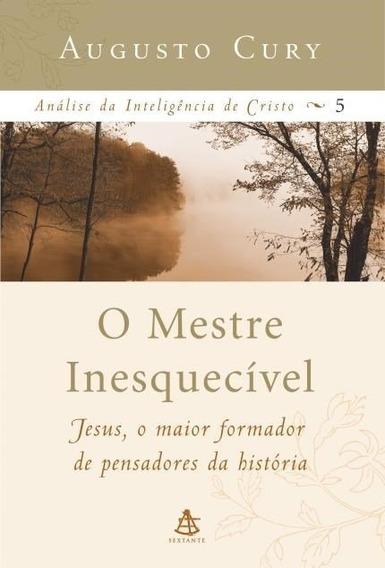 Livro - O Mestre Inesquecível - Vol.5 - Augusto Cury