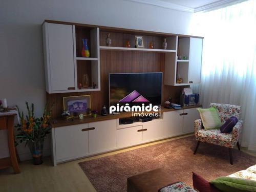 Apartamento Com 3 Dormitórios À Venda, 96 M² Por R$ 360.000,00 - Jardim São Dimas - São José Dos Campos/sp - Ap12570