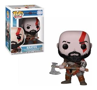 Muñeco Pop God Of War Kratos #269 / Palermo