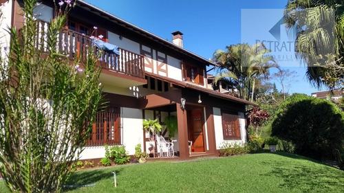 Imagem 1 de 15 de Casa 2 Andares Padrão Em Alto Da Serra  -  Petrópolis - 2477