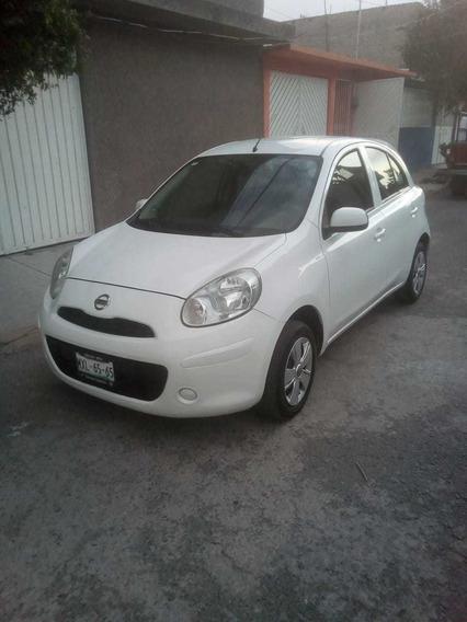 Nissan March 1.6 Drive Mt 2013