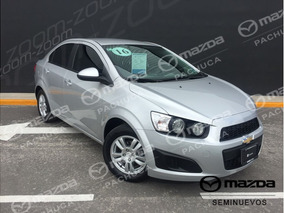 Chevrolet Sonic 1.6 Lt At 5 P
