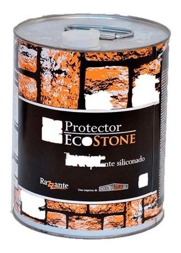 Imagen 1 de 10 de Protector Revestimiento Simil Piedra Ecostone Antihongos