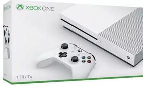 Xbox One S, 1tb, Original, Acompanha Nota Fiscal.