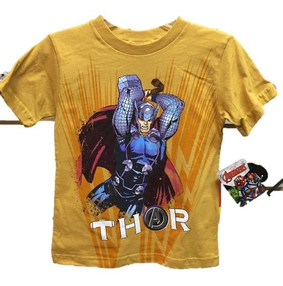 Playera Niño Avengers Thor