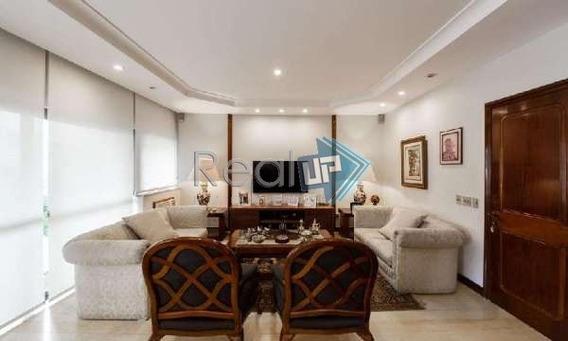 Apartamento Com 4 Quartos Para Comprar No Leblon Em Rio De Janeiro/rj - 11656