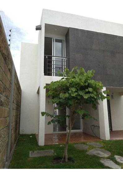 Hermosa Casa En Esquina, Alberca Y Palapa