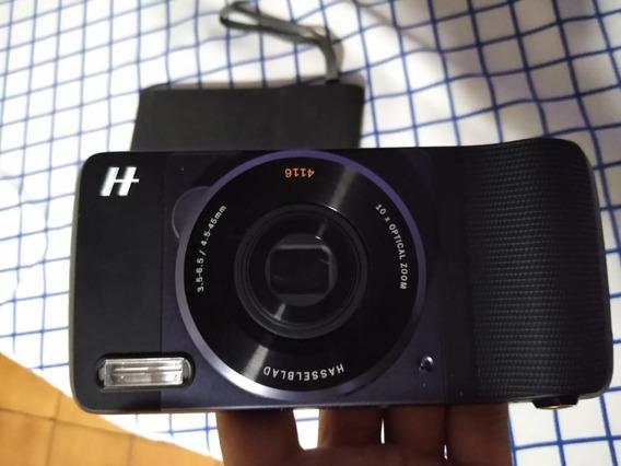Moto Snap Motorola Preto Hasselblad Câmera True Zoom
