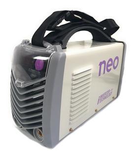 Maquina Soldar Inversora Neo 225 Amp Industrial 110-220v