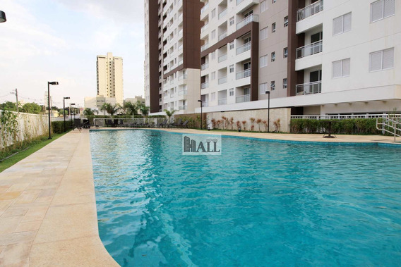 Apartamento Com 3 Dorms, Vila Nossa Senhora Do Bonfim, São José Do Rio Preto - R$ 565 Mil, Cod: 6911 - V6911