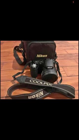Câmera Semiprofissional Nikon Coolpix L810