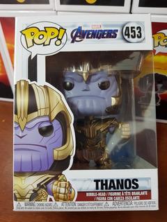 Funko Pop Thanos 453 Avengers