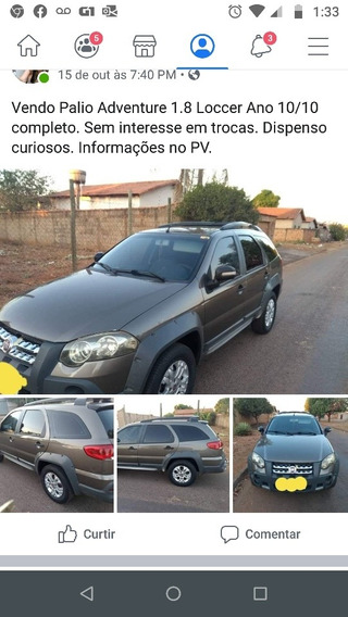 Fiat Palio Adventure 1.8 Locker Flex 5p 2010