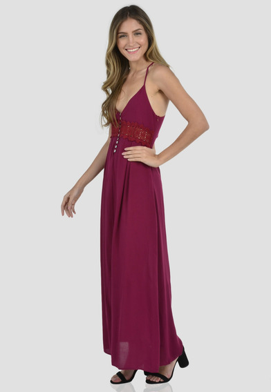 Vestidos Mujer Exotik Largo