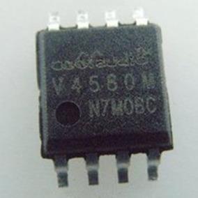 Ci V4580m Smd Sop 8 V 4580 Original Behringer V4580