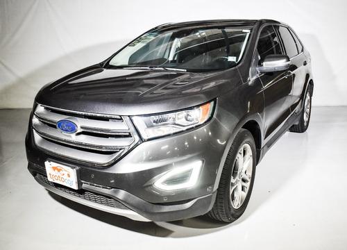 Imagen 1 de 15 de Ford Edge Titanium | 3.5 Lt - 2015