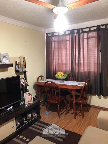 Imagem 1 de 15 de Apartamento De Cdhu Reformado C/ Docto Ok! - 4444-1