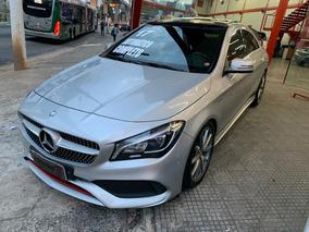 Mercedes-benz Classe Cla 2017 2.0 Sport Turbo 4matic 4p