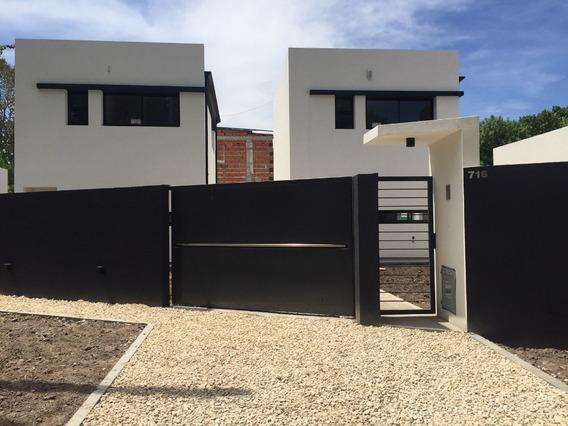 Duplex En Alquiler, A Estrenar, Villa Elisa, Entre Caminos