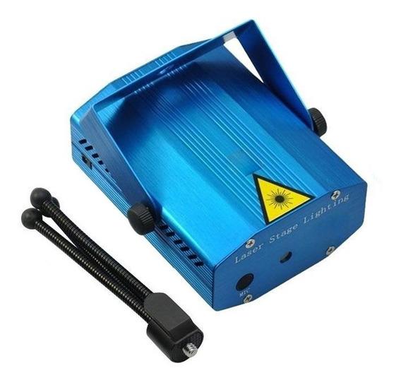 Mini Laser Projetor Holografico Com Tripe.