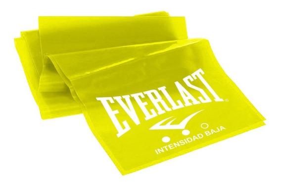Banda Elástica 100% Latex Yoga Soft - Everlast Oficial