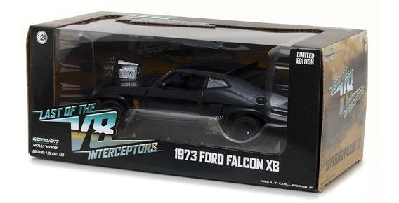 Mad Max Ford Falcon Interceptor Greenlight 1/24 N Jada