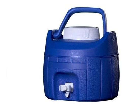 Termo De Cocar Azul 4 Lt Potamito Filtro Azul Pesca