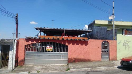 Casa Térrea 3 Dorms 1 Suíte E 3 Vagas Em Itaquera - A7340