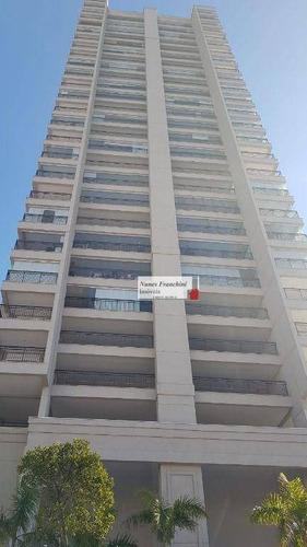 Imagem 1 de 24 de Apartamento Com 3 Dormitórios, 2 Vagas À Venda, 135 M² Por R$ 1.120.000 - Tatuapé - São Paulo/sp - Ap6835