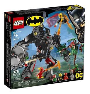 Lego 76117 Robot Batman Vs Robot Hiedra Venenosa Mundomanias