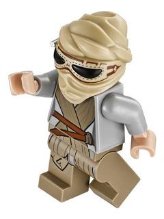 Lego Rey Star Wars Minifigura Original