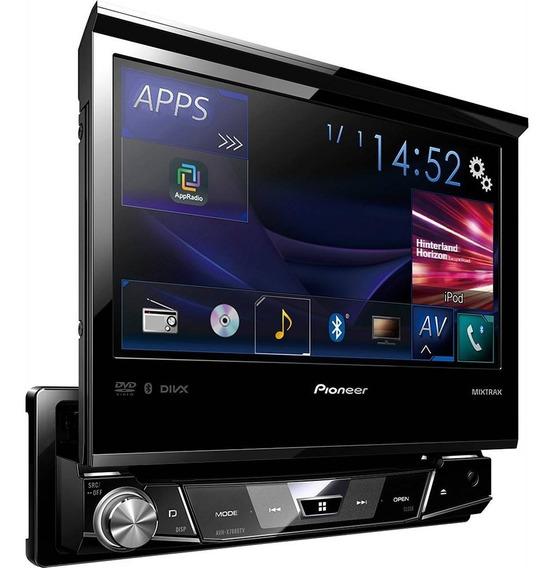 Dvd Player Pioneer Avh-x7880tv Tv Digital Bluetooth Usb 7