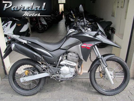 Honda Xre 300 2013 Preta