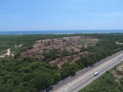 Terreno En Venta Con Vista Al Mar En Tierra Blanca, Oaxaca