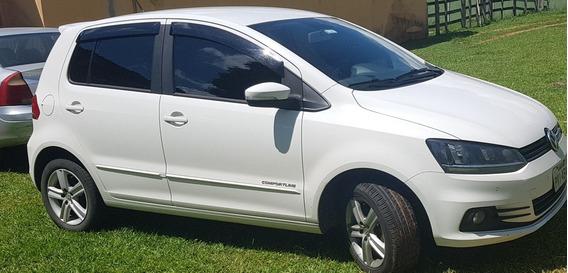 Volkswagen Fox 1.6 Comfortline Total Flex 5p 2015